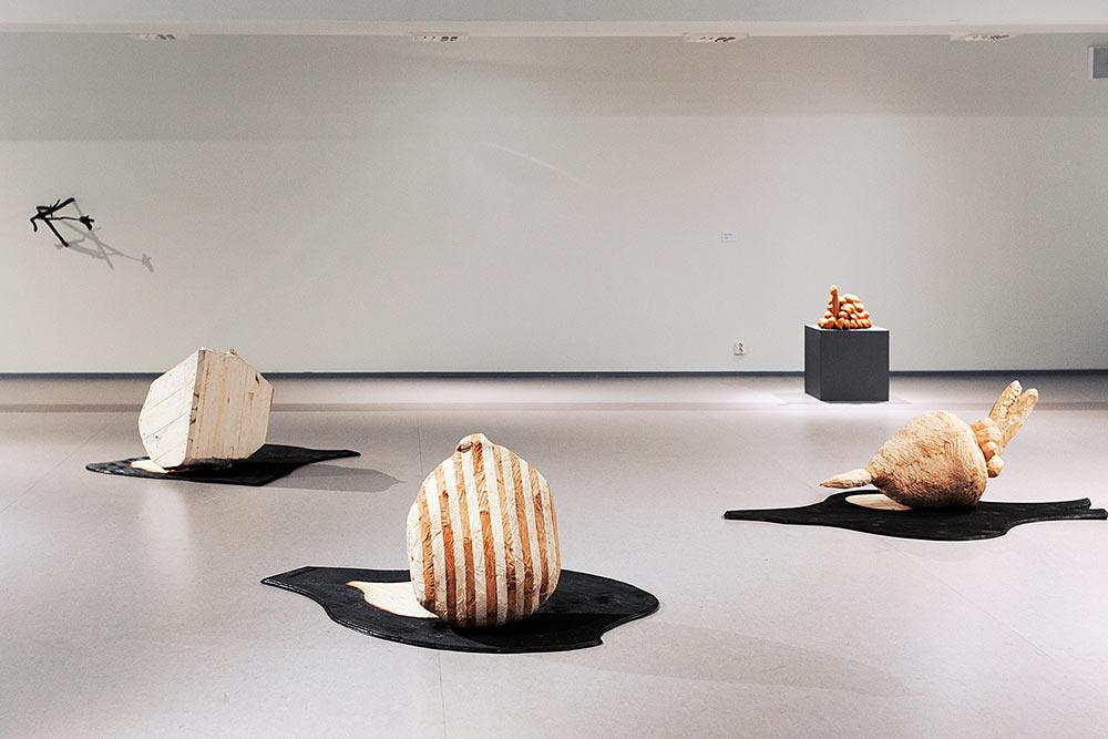 Exhibition-view, Hyvinkää Art Museum, 2014